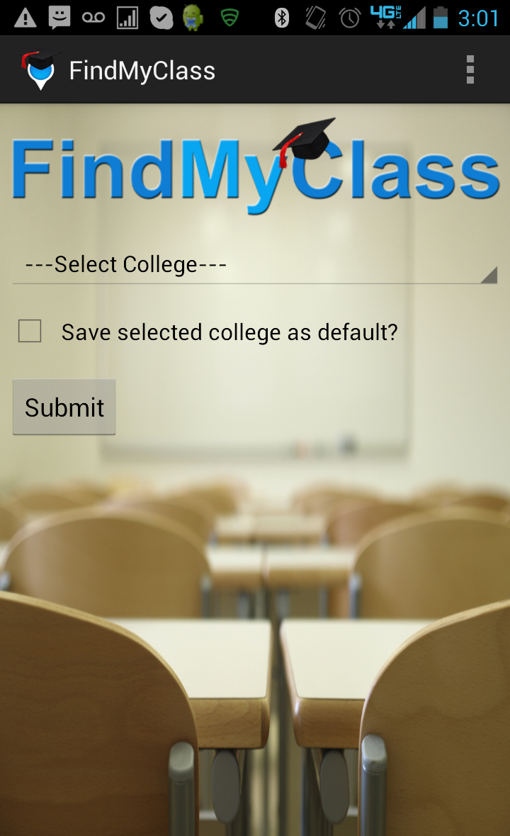 Find My Class - Navigate Your Campus!